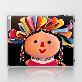 MEXICAN MARIA DOLL*** Laptop & iPad Skin