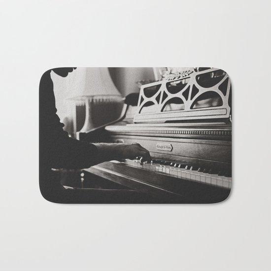 The pianist 4 Bath Mat