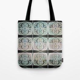 Fractal Tiles Tote Bag