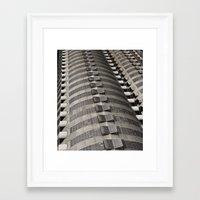 milan Framed Art Prints featuring Milan by Podfrog