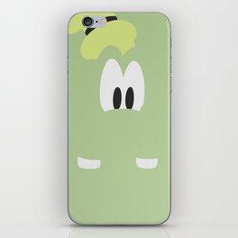 Goofy iPhone Skin