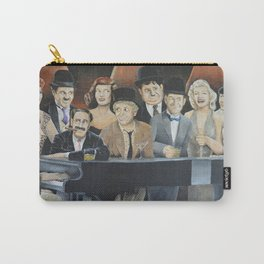 Classic Celebrities Carry-All Pouch