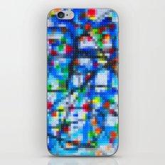 Lego: Jackson Pollock 1 iPhone & iPod Skin