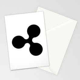 Ripple (XRP) Crypto Stationery Cards