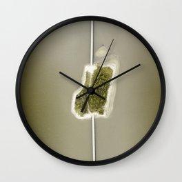 """""""Kanaal"""" 4/7 (2018) Wall Clock"""