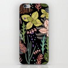 mysterious herbs iPhone & iPod Skin