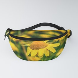 Yellow Dreams II - Colorful Fanny Pack