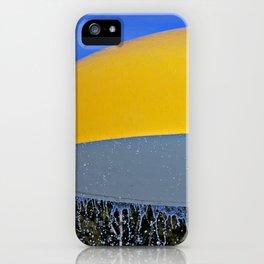 Easy Peasy Lemon Squeezy iPhone Case