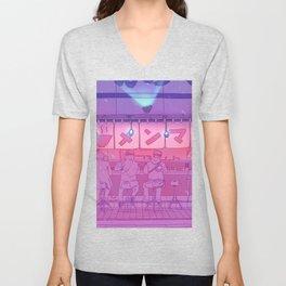 Ramen Shop Unisex V-Neck