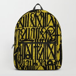 Golden Arch(itecture) Backpack
