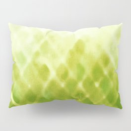 Diamond Fade in Green Pillow Sham