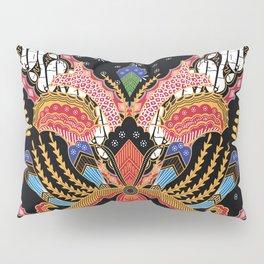 Batik, an Indonesian, originated from Java. Pillow Sham