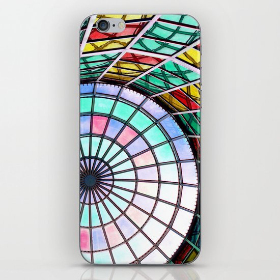 """Angles"" by Cap Blackard iPhone Skin"