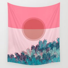 Summer Time 2 Wall Tapestry