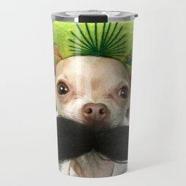 Mexican Chihuahua Travel Mug