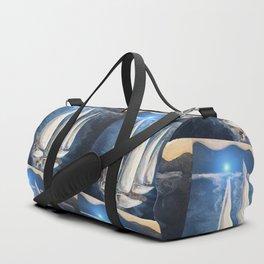 Sailboats Duffle Bag