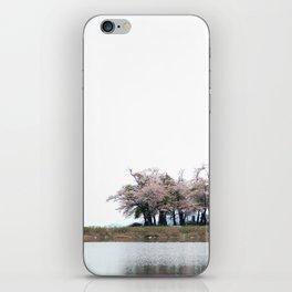 Spring Pond iPhone Skin