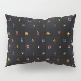 80's Byzantine Jewels Pillow Sham