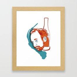 Paul Giamatti - Miles - Sideways Framed Art Print