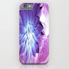 Purple Flower X-Ray iPhone 6s Slim Case