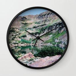 Cecret Lake Wall Clock