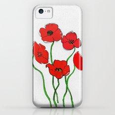 Poppy Slim Case iPhone 5c