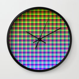 allRGB Wall Clock