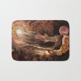 Jupiter, The Bringer of Jollity Bath Mat