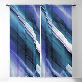 Frozen Circuit Blackout Curtain