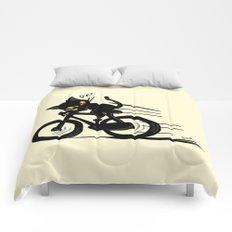 Bicycle Comforters