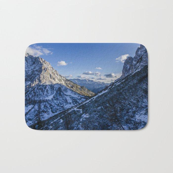 Cold Mountains Bath Mat