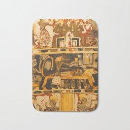 Egyptian Ancient Art Bath Mat