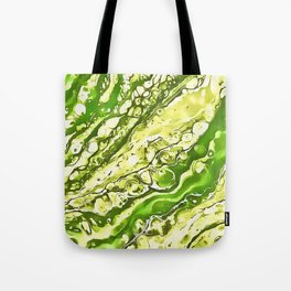 Drowning Here Tote Bag