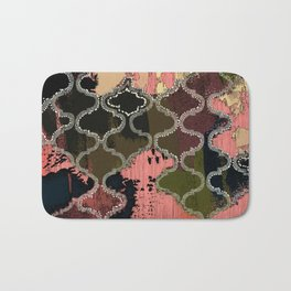 Hot hot morocco  Bath Mat
