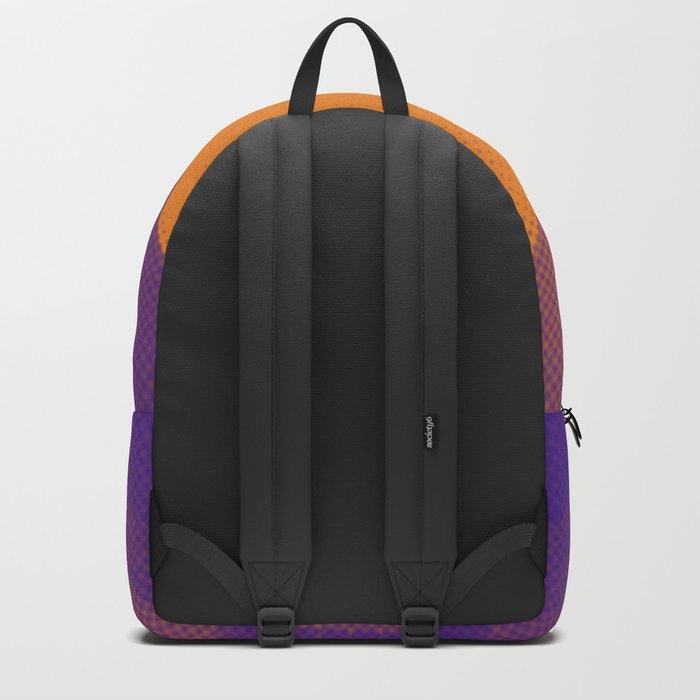 Simon Carter Graphic Bulb Backpack