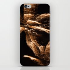 Gold in the Sky iPhone & iPod Skin