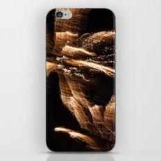 Gold in the Sky iPhone Skin