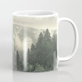 Carpathian Mountains - Transylvanian Alps Coffee Mug