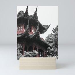 Shanghai culture Mini Art Print