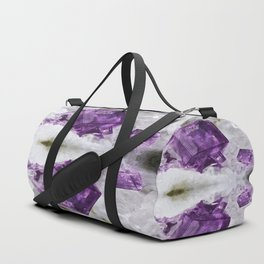 Amethyst Energy Duffle Bag
