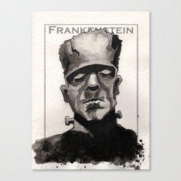 Frankenstein(1931) Canvas Print