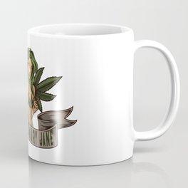 I Love You Mary Jane   Cannabis Weed THC CBD Coffee Mug