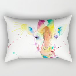 "Lenni ""The Giraffe"" Rectangular Pillow"
