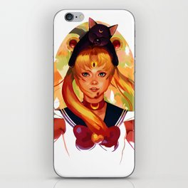 For Love and Justice iPhone Skin