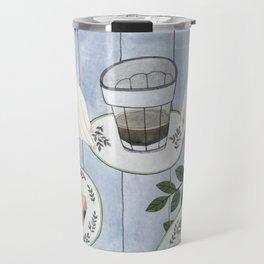 Blueberry Scones Travel Mug