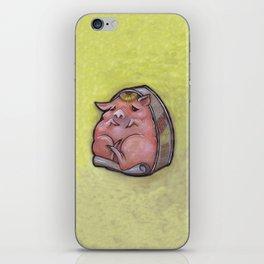 Canned Ham iPhone Skin