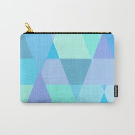 The Blue Carry-All Pouch