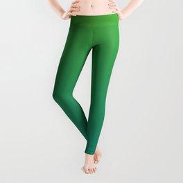 Electric Eel Dirty Green Blue Leggings