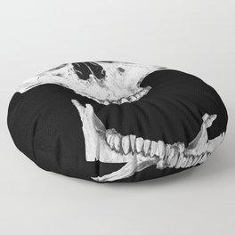 Jaw Drop Floor Pillow