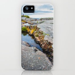 Artist Point Trail, Grand Marais, Minnesota 15 iPhone Case